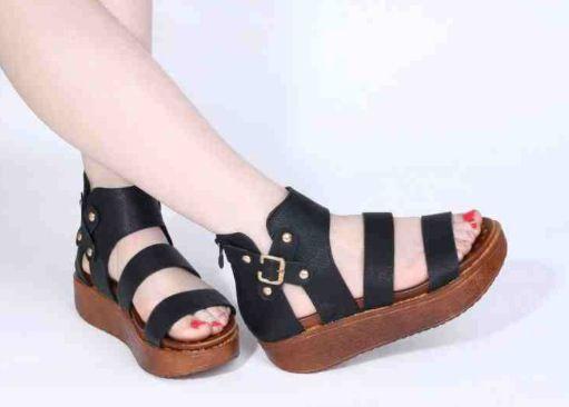 f7588215a47a Flat platform sandals