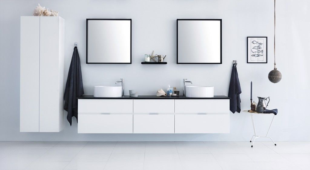 Our new bathroom series SiD gives thoughts