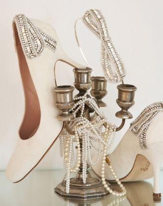 The Ultimate Wedding Shoes Most Popular Designer Bridal Shoes