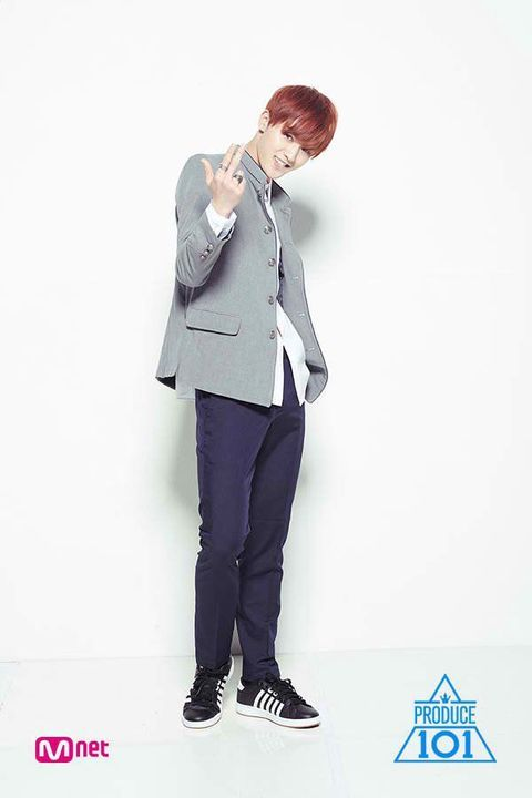Produce 101: Profiles [Season 2] - 075  Choi Min Ki