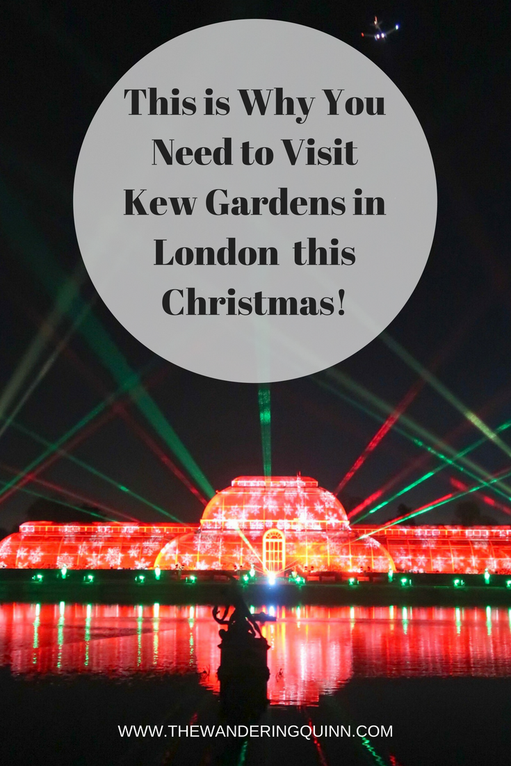 Kew Gardens Christmas Why You Have To Visit In 2020 Travel Guide London Kew Gardens Christmas Holiday Travel Destinations