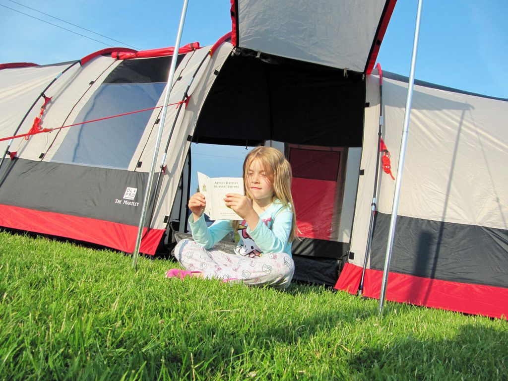Family C&ing with the Martley 6 Berth tent from OLPro  sc 1 st  Pinterest & Family Camping with the Martley 6 Berth tent from OLPro | OLPro ...