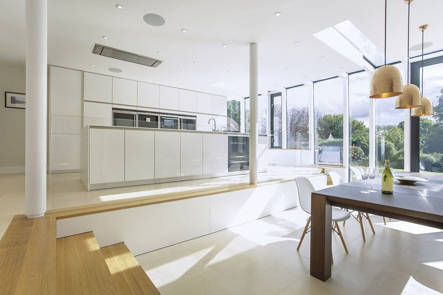 andover road by ob architecture 05 myhouseidea addition upstairs rh pinterest com