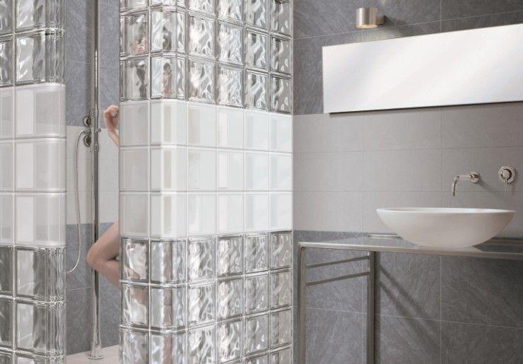 Badkamer Douchewand Glas : Projecten met douchewanden inloopdouche glaswand