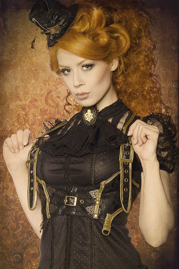 Steampunk Decor And Clothing Project Ideas Project Difficulty Simple Maritimevintage Com Maritimevintage Stea Steampunk Couture Steampunk Steampunk Kleidung