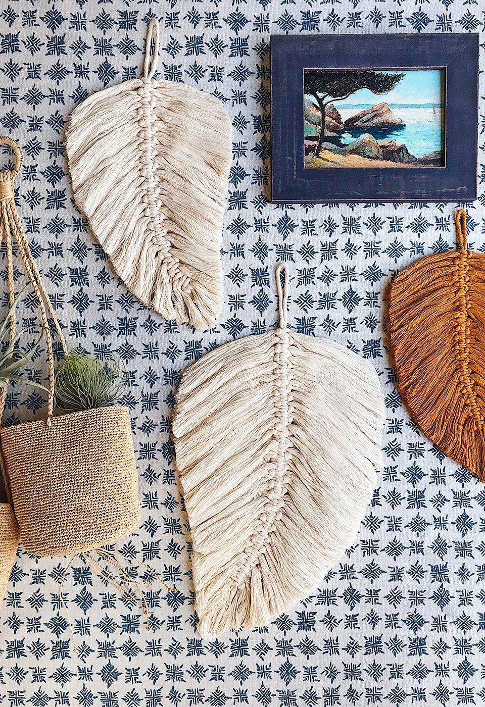 these free macrame patterns will add some originality and boho vibes rh pinterest es