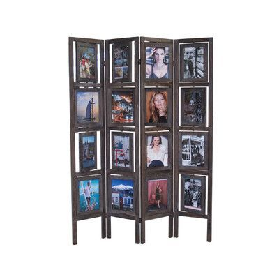 alatorre picture screen 4 panel room divider roomdividerglass rh pinterest com
