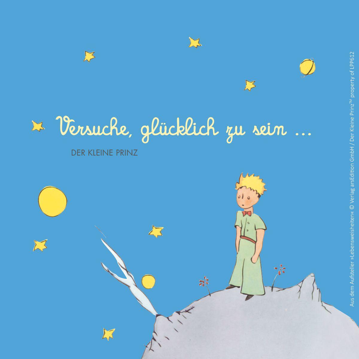 Fabulous Der Kleine Prinz Zitate Image collections - Die besten zitate Ideen UL26