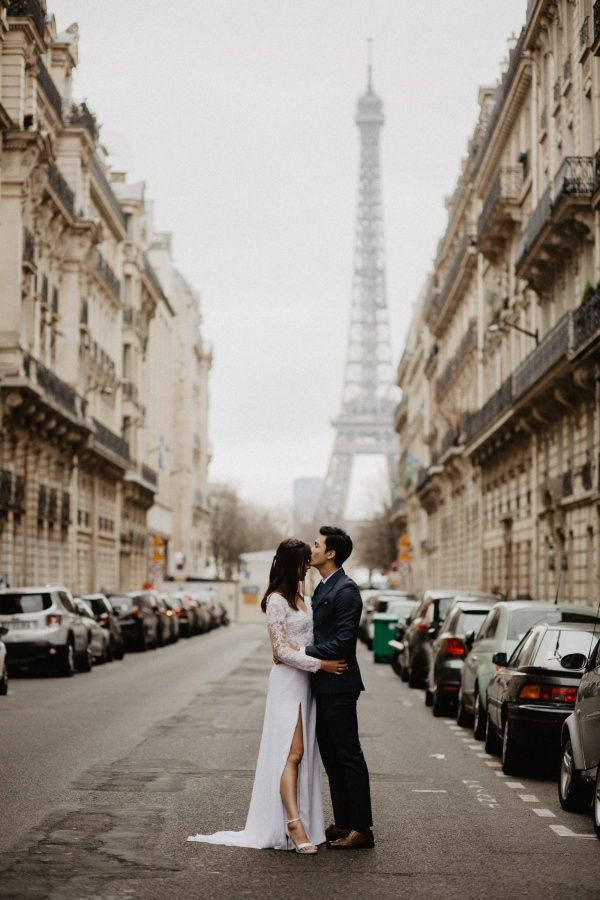 Paris Pre Wedding Photography Package Pinterest