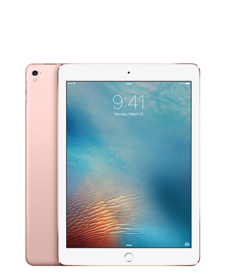 iPad Pro delivers epic power, now in 12.9-inch and 9.7-inch sizes. Discover the A9X Chip, advanced Retina display, 12MP iSight camera, and more.