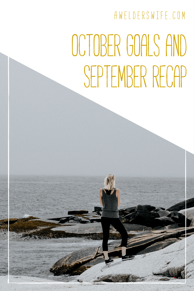 october goals personal and blogging the best of the tannehill rh pinterest com
