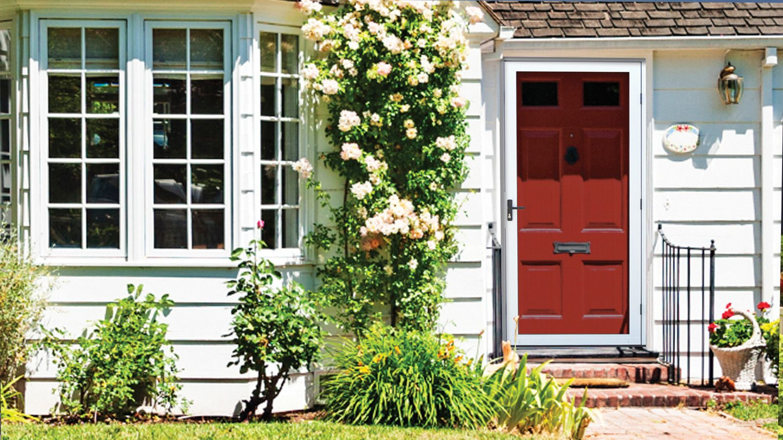 Unique Home Designs  Security Doors, Screen Doors and ...