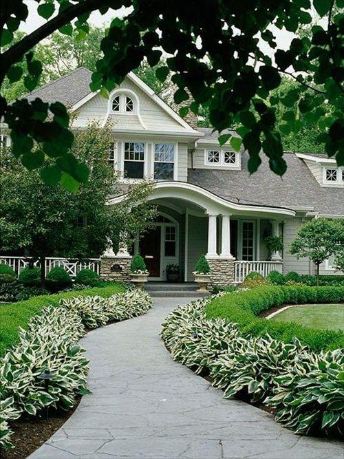 Great House · Pinterest Landscaping Ideas | Landscape ...