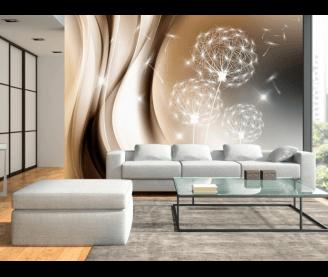papier peint sur mesure corridor of diamonds d coration murale originale bimago papiers. Black Bedroom Furniture Sets. Home Design Ideas
