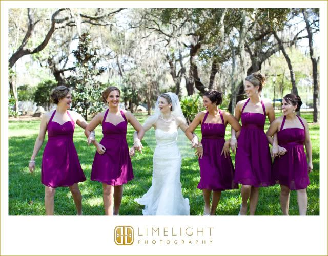 Limelight Photography, Wedding Photography, Avila Golf and Country Club, Bride and Bridesmaids, www.stepintothelimelight.com