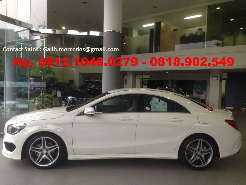Promo Harga New Mercedes Benz Cla 200 Sport Tahun 2015 Warna Putih