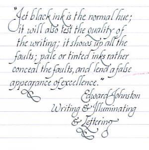 pin by jim wyse on chancery cursive schreibschrift kalligraphie handschrift. Black Bedroom Furniture Sets. Home Design Ideas