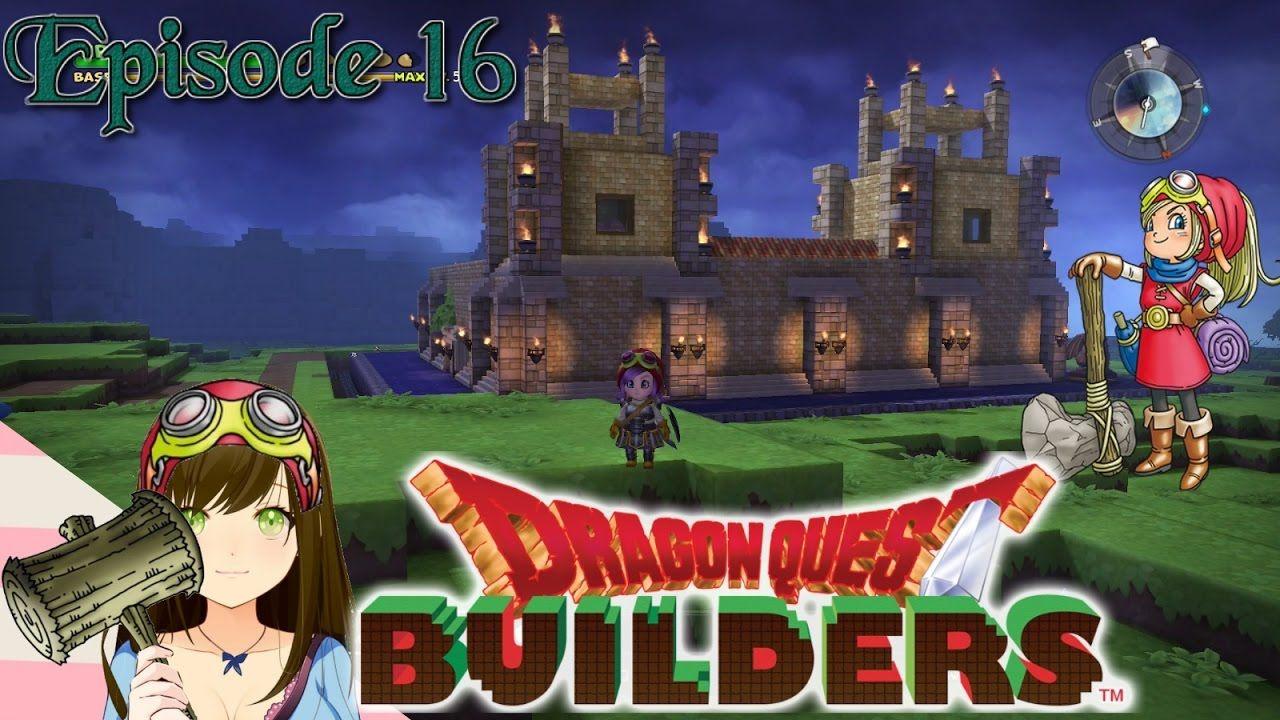 Dragon Quest Builders Hidden Quests Dark Secrets Ep16 Dragon Quest Dark The Secret