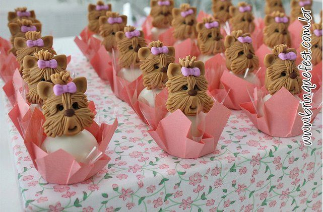 Brussels Griffons & Bows for my next party!