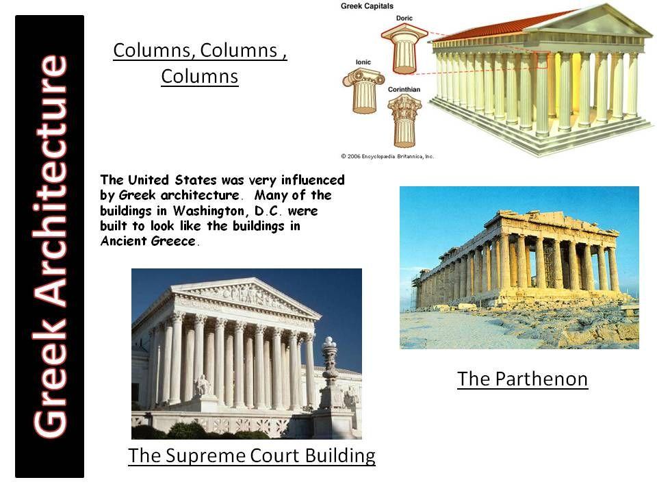 Greek Architecture Columns 3rd grade greek architecture | social studies | pinterest | social