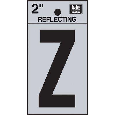 Hy Ko 3 In Sticker House Letter Set Of 10 Letter Z With Images Lettering House Letters Vinyl Lettering