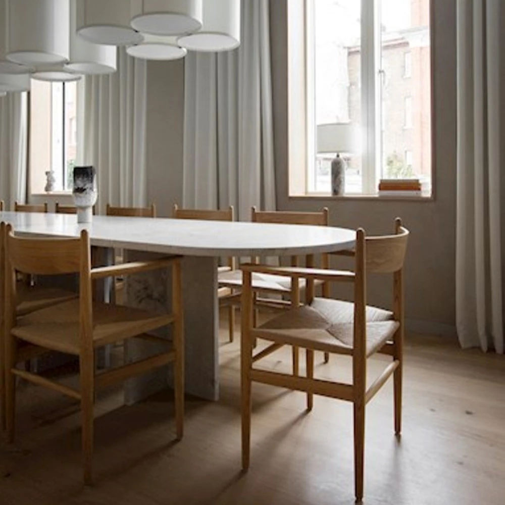Bookshelfdesign Ideas: Hans Wegner Shaker Dining Armchair CH37