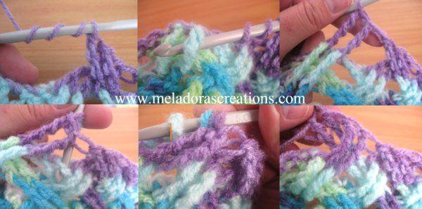 Meladoras Creation | Interweave Cable Stitch - Free Crochet Pattern ...