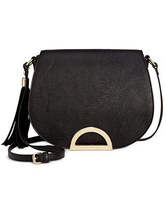 2831488e387a INC International Concepts Maraa Ring Saddle Bag