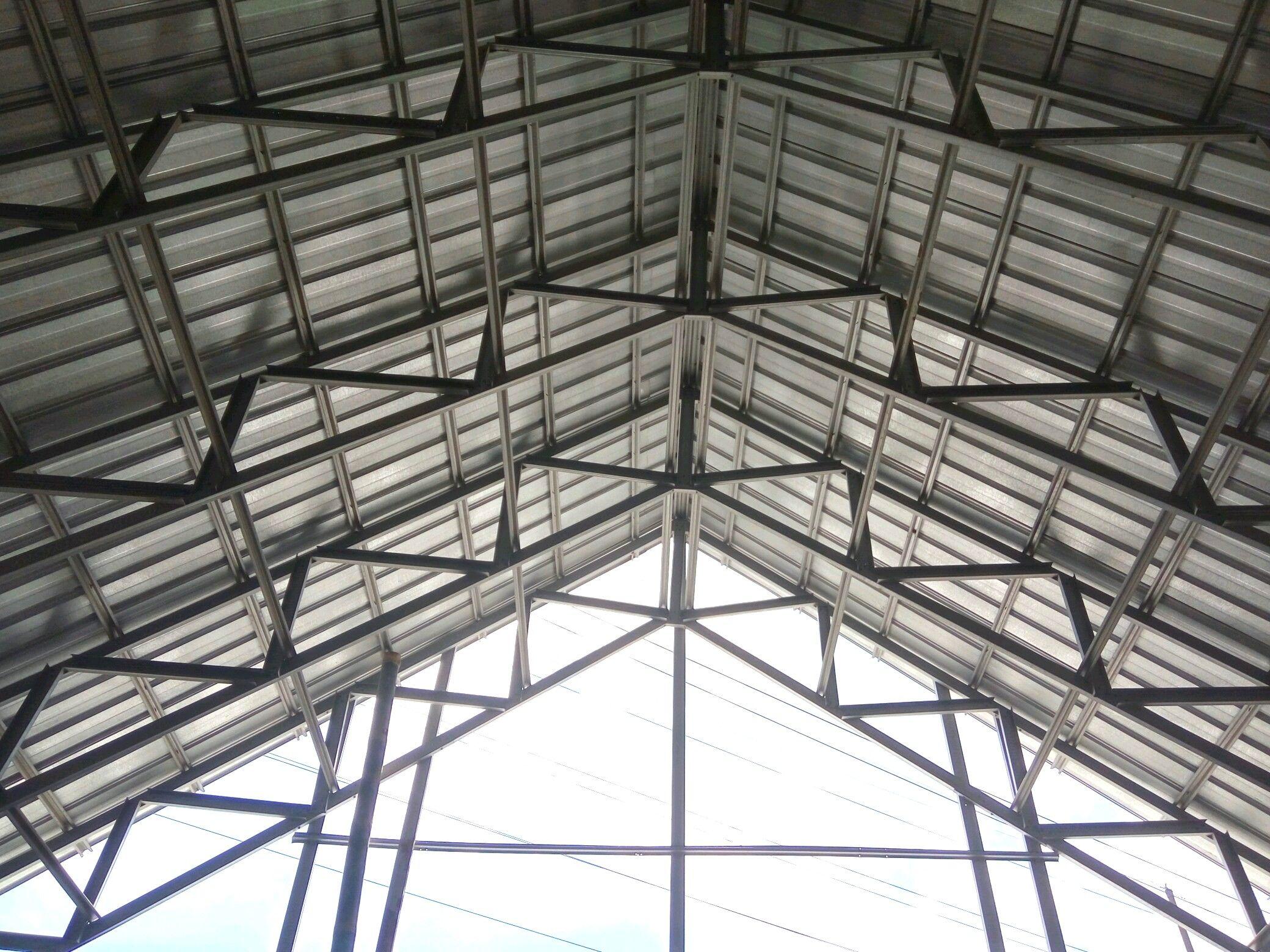 harga rangka atap baja ringan advertising balikpapan jasa produksi neon box toko