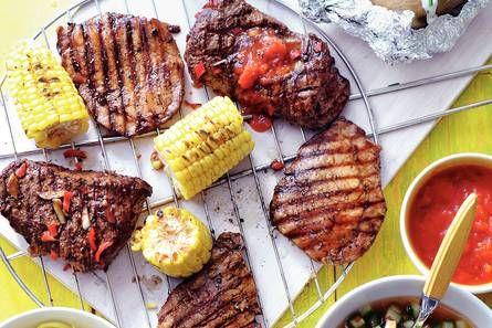 BBQ vlees   Populaire Allerhande recepten   Albert Heijn
