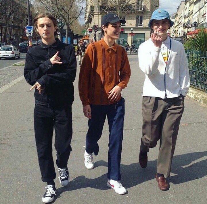 Gang Clothing Styles