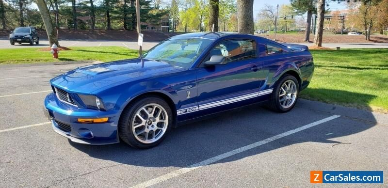 Car for Sale: 2007 Ford Mustang SVT SHELBY GT500