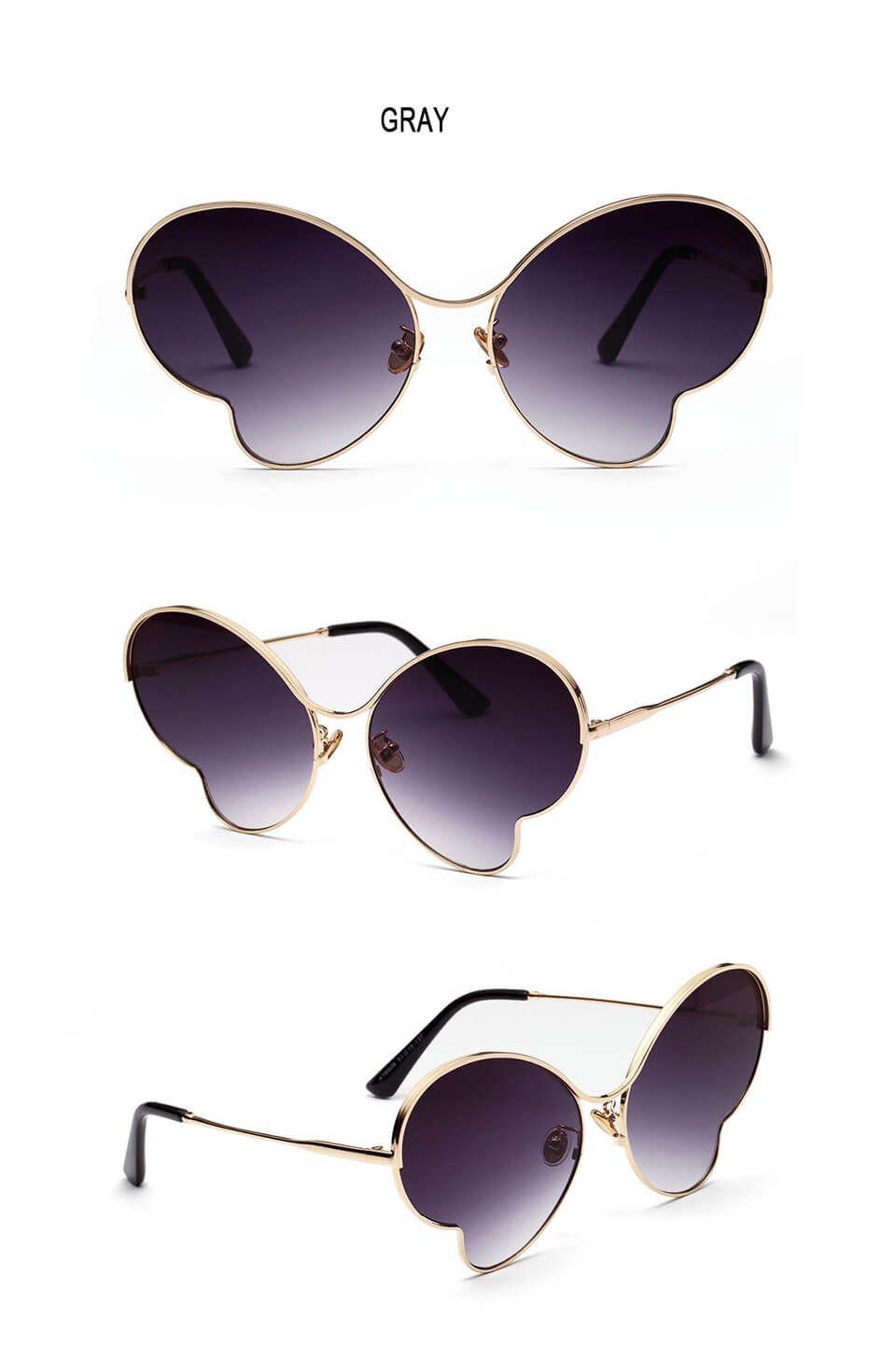 7992c1bdbaa2 ELITERA Butterfly Shaped Sunglasses For Women Online | Sunglasses ...