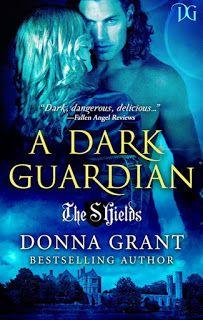 Cazadora De Libros y Magia: A Dark Guardian - Saga The Shields #01 - Donna Gra...
