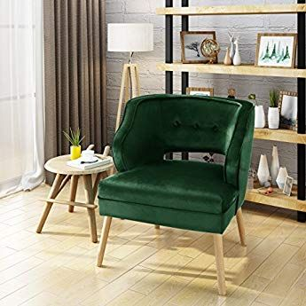 Best Amazon Com Teal Modern Accent Chair Set Of 2 Reception 400 x 300