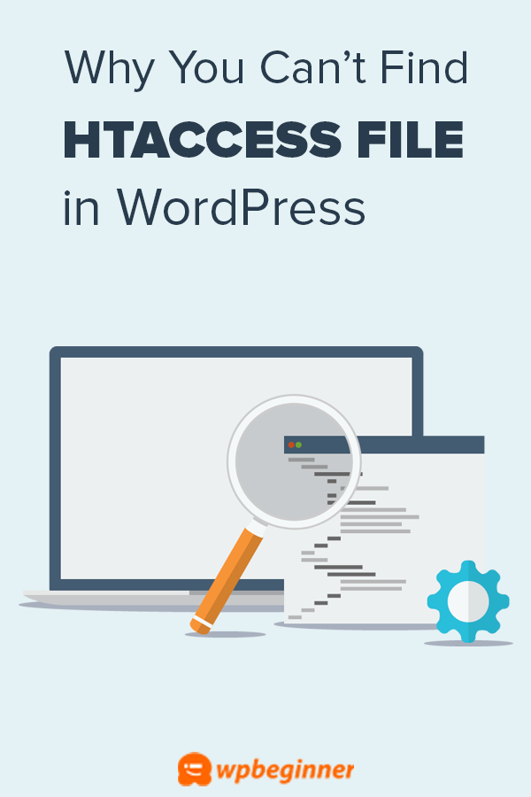 Why You Can't Find .htaccess File on Your WordPress Site Blo