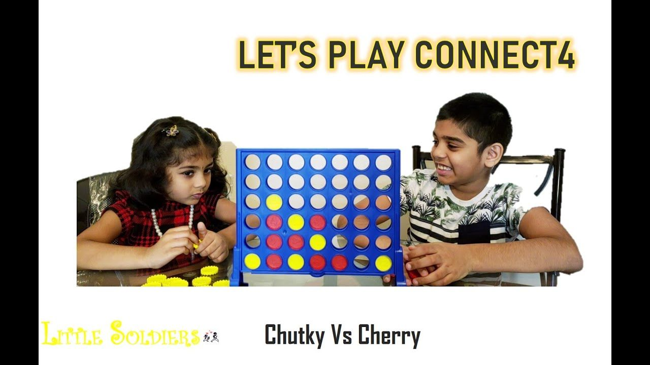 How to Play Connect 4 | Connect Four | Play Connect 4 | Board Games for ...