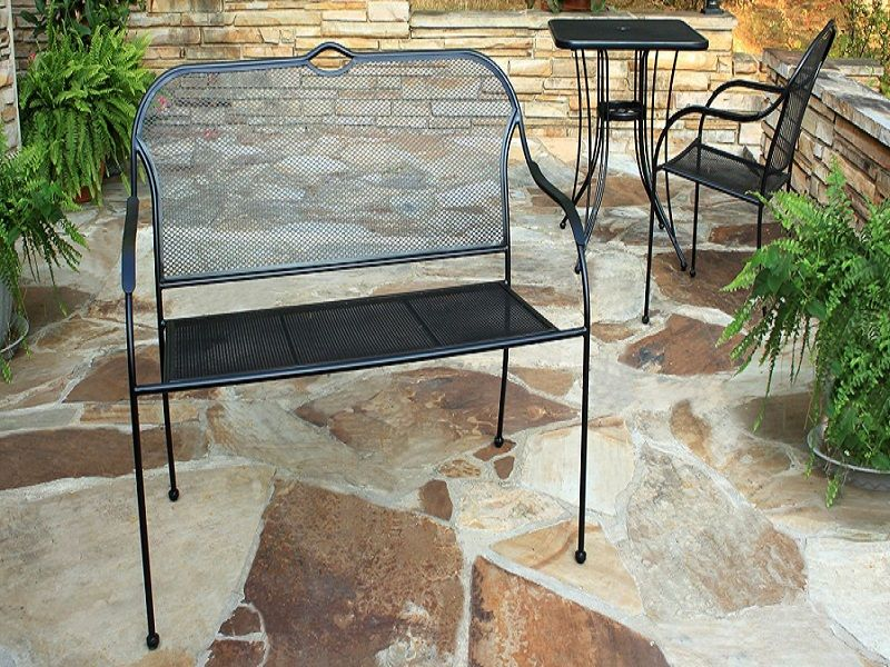 Sam S Club Wrought Iron Patio Furniture