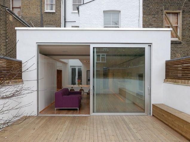 Uk house extension plans House design plans