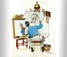 Collectors Corner: Norman Rockwell By Michele Alice