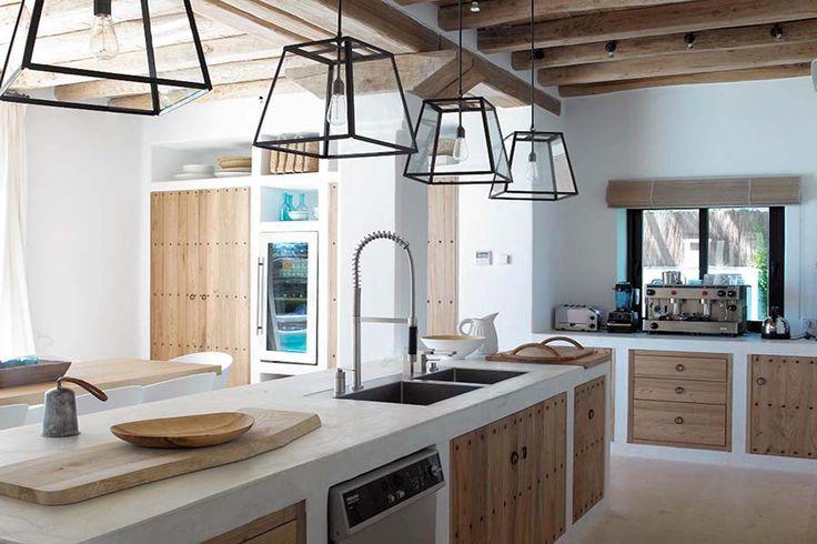 Image result for ibiza style kitchen | keuken en badkamer ...