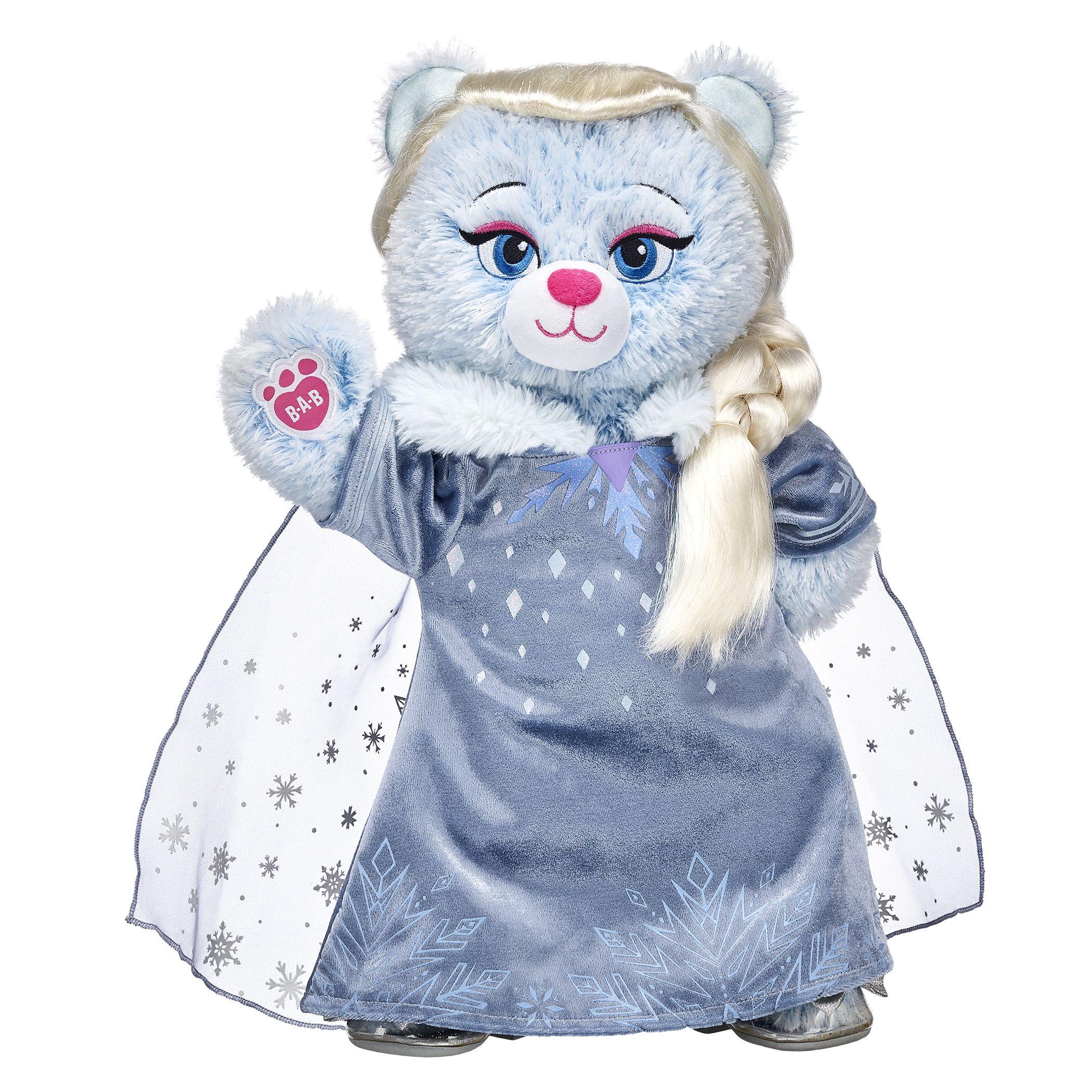 Disney Frozen Elsa Inspired Bear Gift Set Disney Frozen Elsa