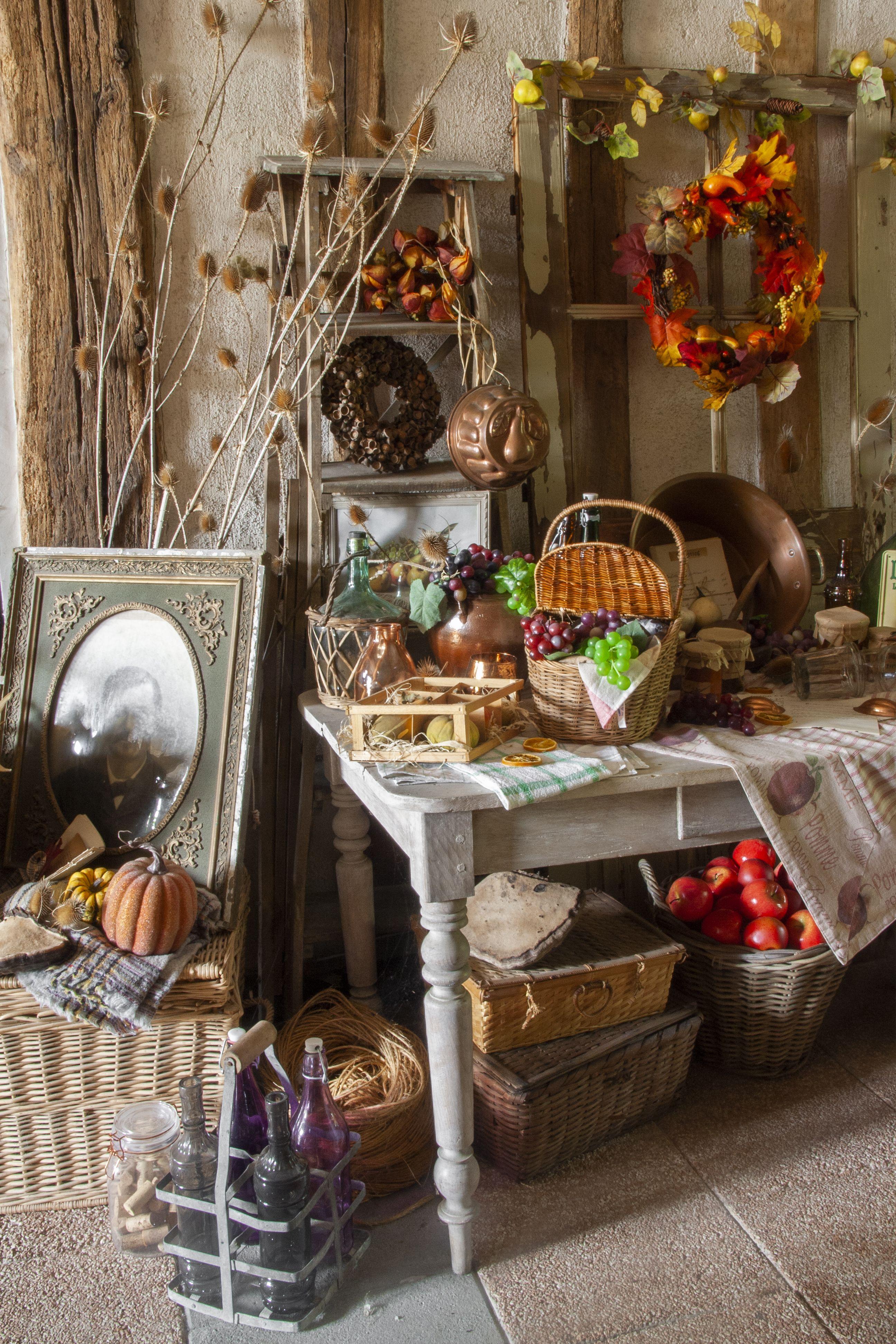 Chambres D Hotes Le Bonheur A La Campagne Decoration Deco Decor Antique