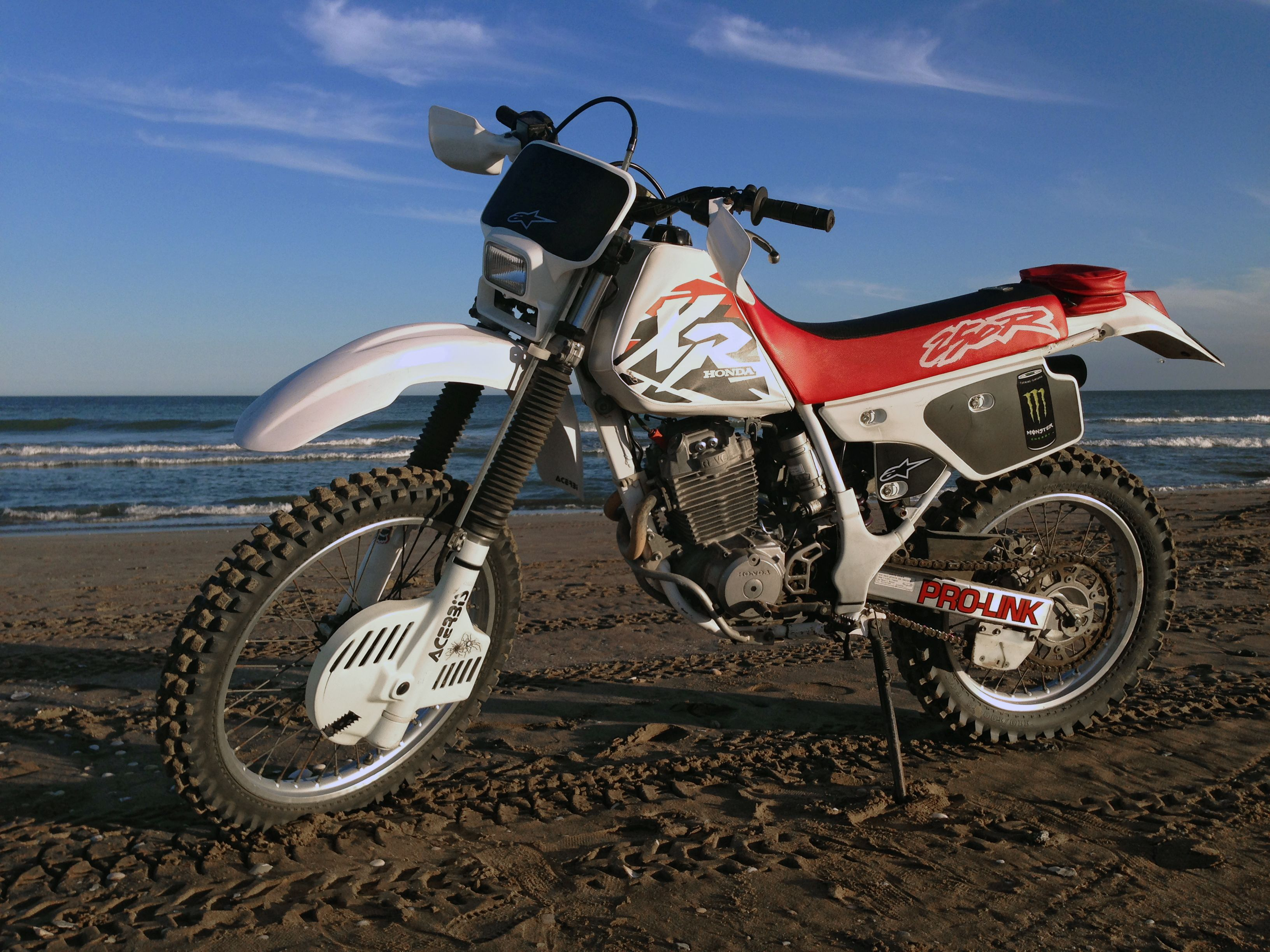 honda xr 250 r 1995 vintage classic enduro trail. Black Bedroom Furniture Sets. Home Design Ideas