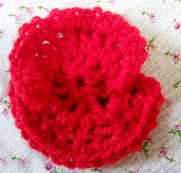 Remembrance Poppy – Free Crochet Pattern | thestitchsharer | poppies ...