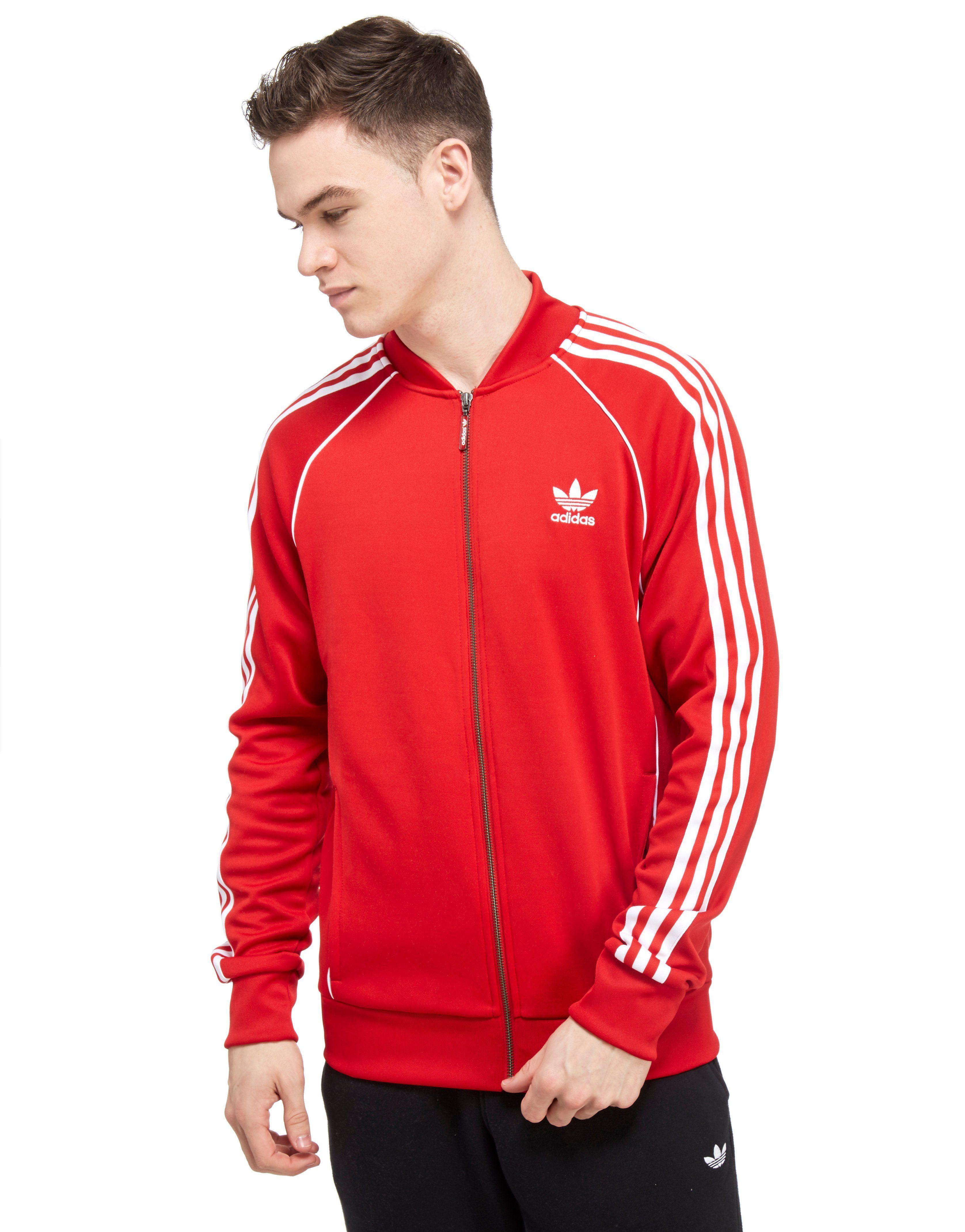 Unique Online Adidas Originals Superstar Track Jacket