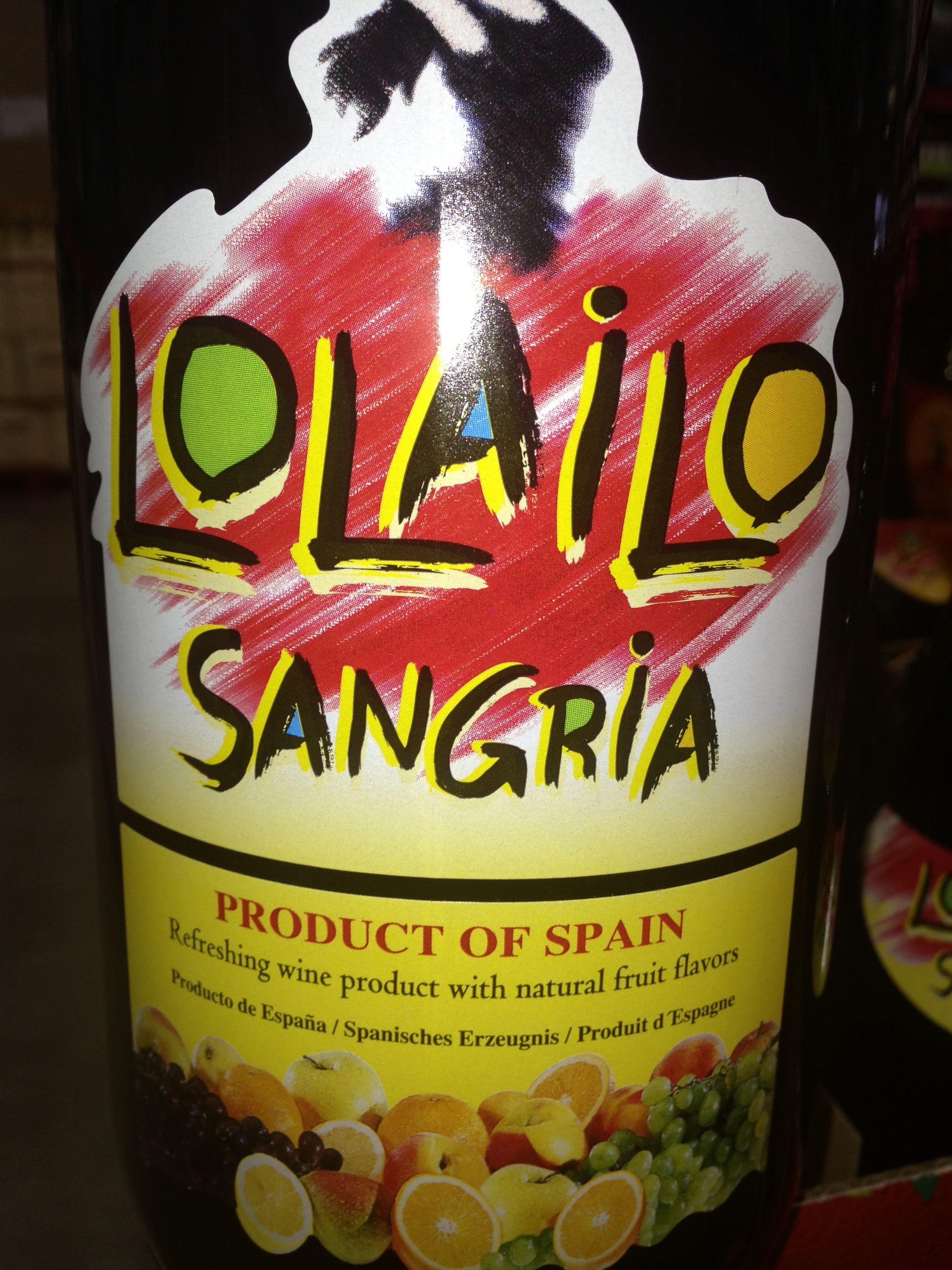 Sangria From Costco Fruit Flavored Tea Bottle Honest Tea Bottle