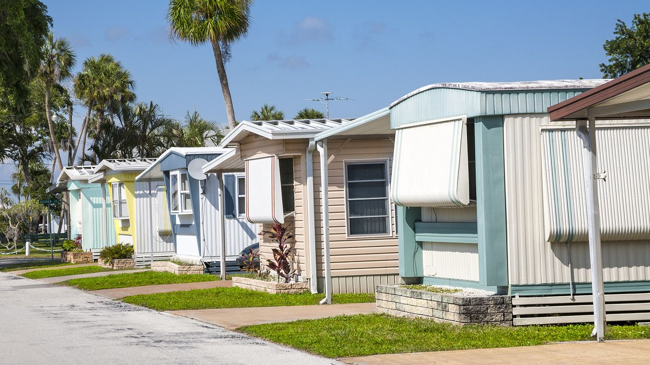 Mobile Home Values >> Mobile Home Values Rising Fast Breaking News