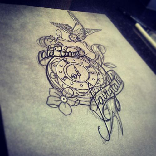 pocket compass tattoo design - Google Search | Sleeve ...