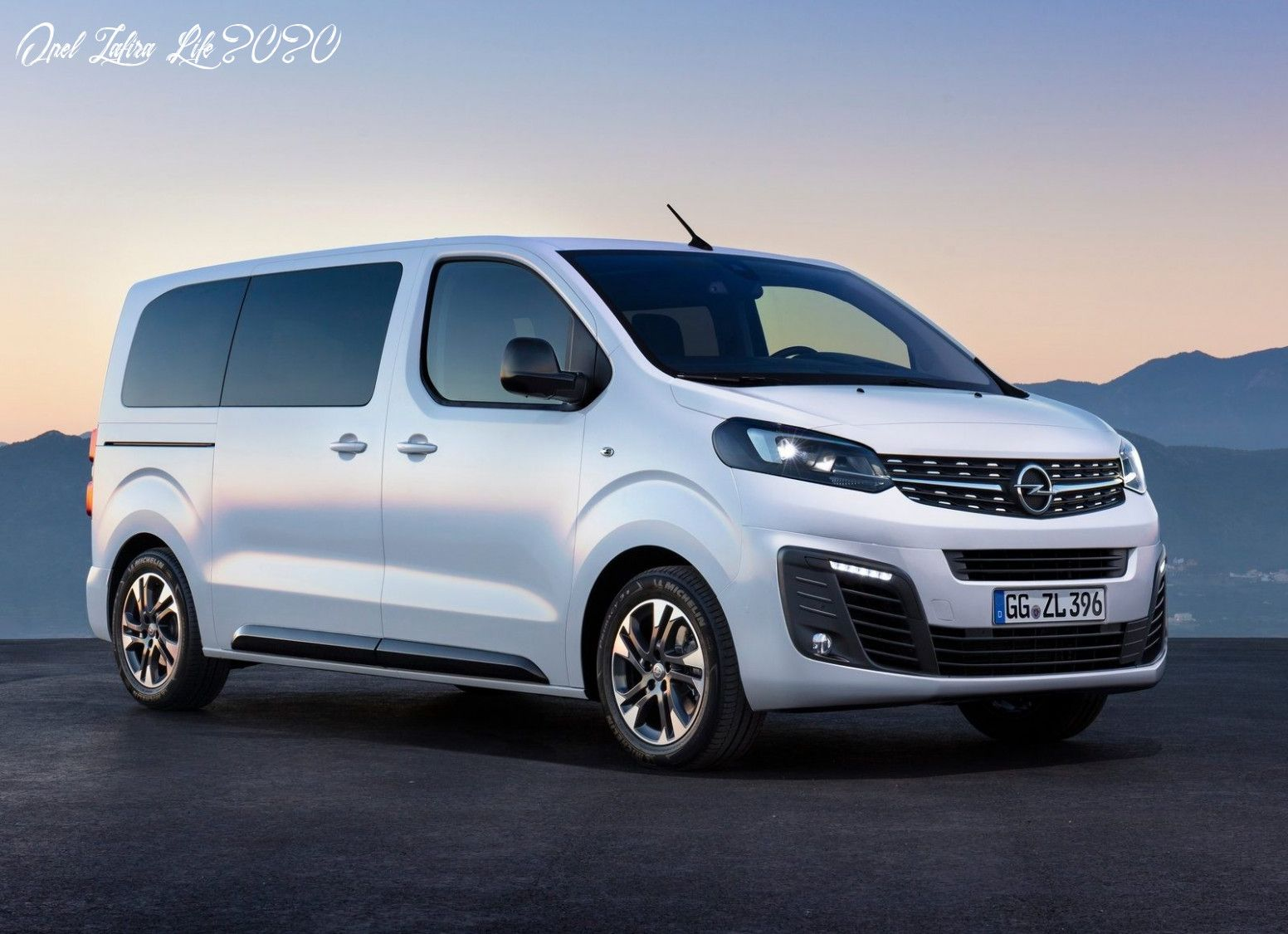 Opel Zafira Life 2020 Redesign And Concept In 2020 Suv Opel Living In Car